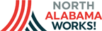 North AlabamaWorks! Logo